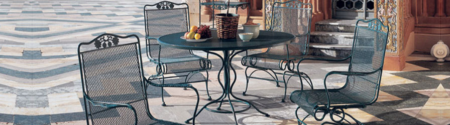 Wrought Iron Patio Furniture Offers Unsurpassed Durability. It Is  Weather Resistant, Nearly Impossible To Break Or Damage, And Can Last A  Lifetime.