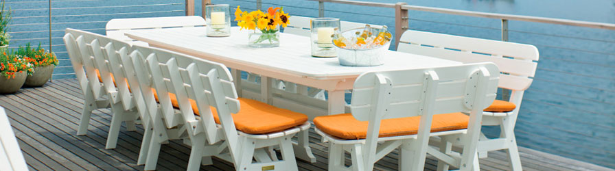 Recycled High Density Polyethylene Hdpe Patio Furniture Is Made From The Same Plastic That Used For Containers Hold Milk Shampoo