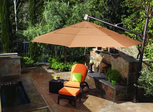Cantilever Patio And Deck Umbrellas