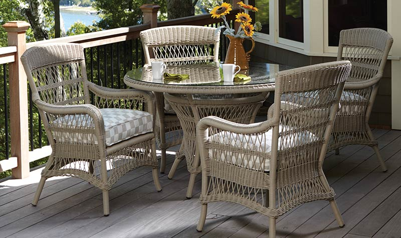 Lloyd Flanders Outdoor Furniture CT