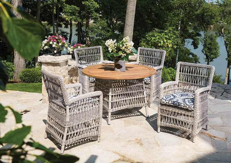 Lloyd Flanders Outdoor Furniture Ct New England Patio