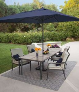 treasure garden patio rugs - Patio Rugs